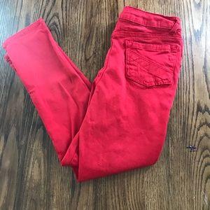 Copper Key skinny stretch pants